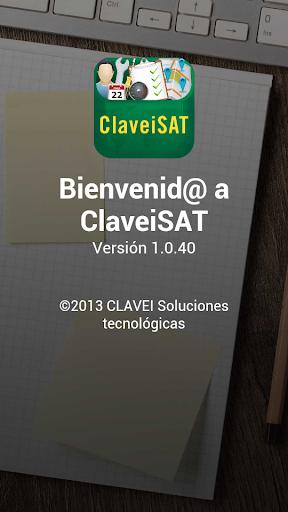 ClaveiSAT