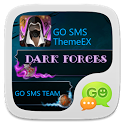 GO SMS Pro Dark Forces ThemeEX icon