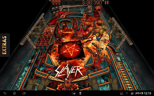 Pinball Rocks HD - screenshot thumbnail
