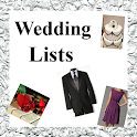 Wedding Lists icon