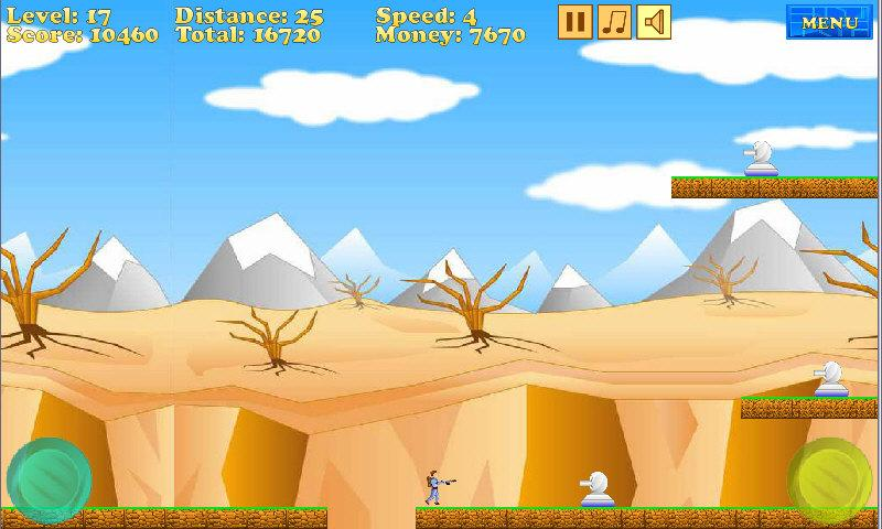 Jet Runner- screenshot