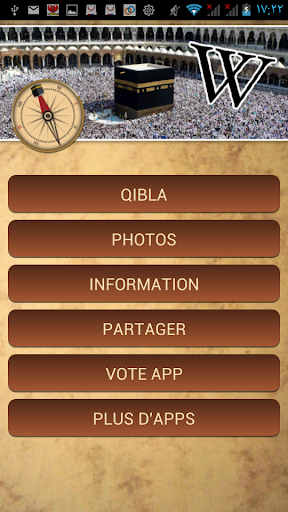 Qibla Compass + photos + wiki