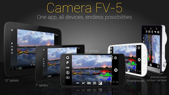 Camera FV 8