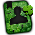 GO CONTACTS- Lucky St Patricks icon
