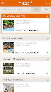Apartment Finder - screenshot thumbnail