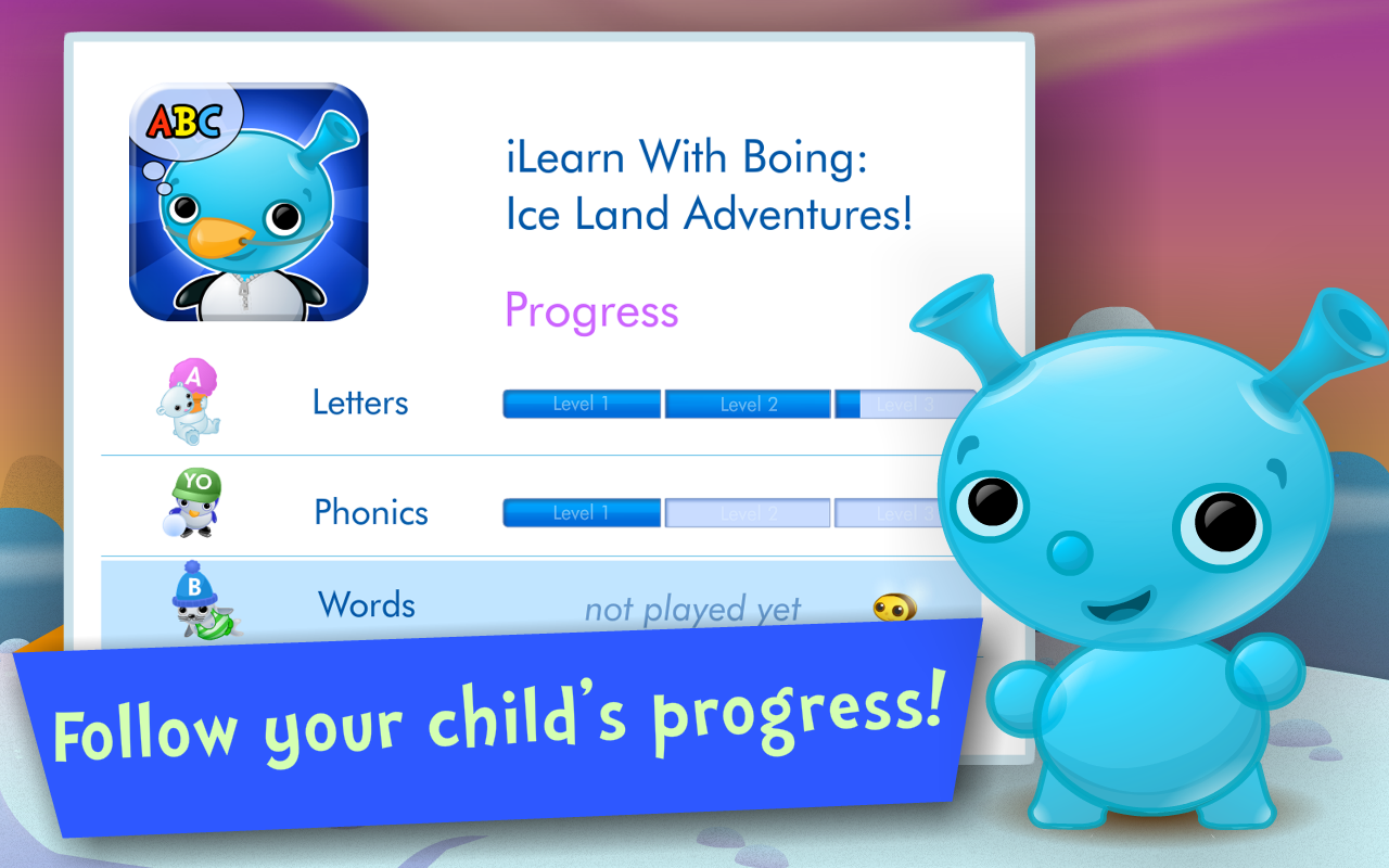 Alphabet & Spelling Kids Games- screenshot