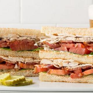 Classic Club Sandwich.