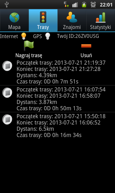Phone Tracker Free - screenshot