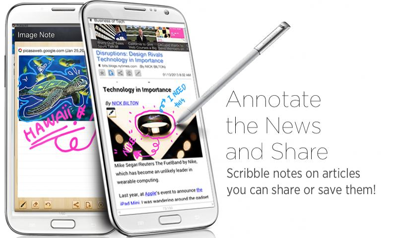 NewsAce Pro : RSS News Stand - screenshot