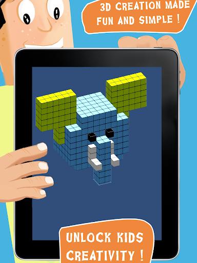 玩教育App|blox的3D初級免費|APP試玩