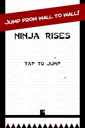 Bouncy Ninja Rises