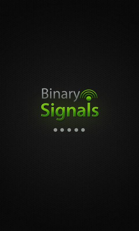 Free binary option signals app