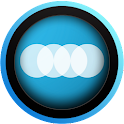 Modern Circle Blue - FN theme