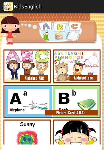 Kids English Best All Free
