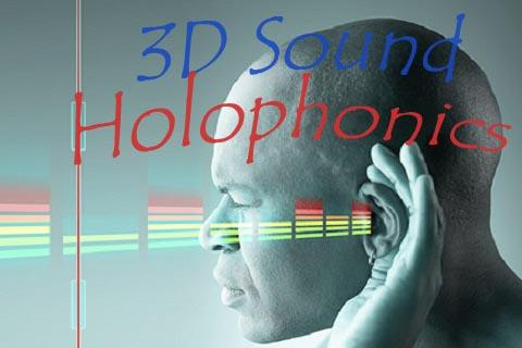 3D SOUND FREE- screenshot