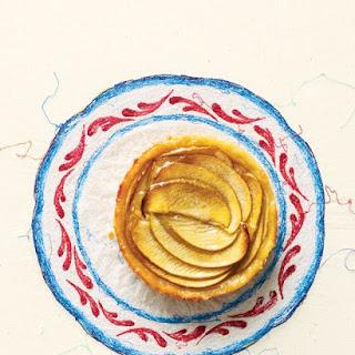 Roasted-Apple Tartlets