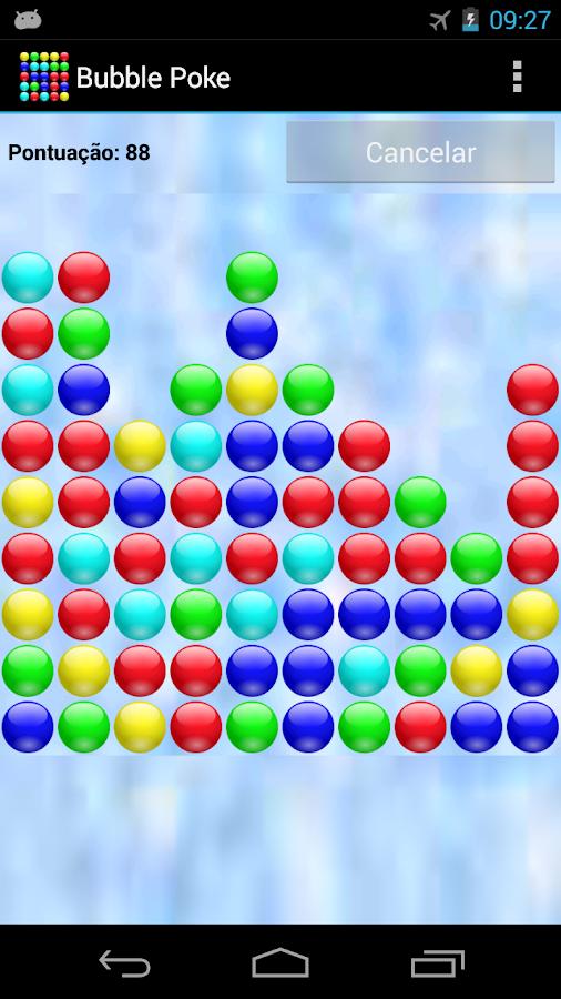 Bubble Poke™ - jogo de bolhas - screenshot