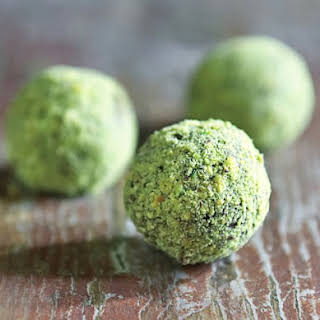 Go Nuts For This Easy Pistachio Truffles Recipe!.