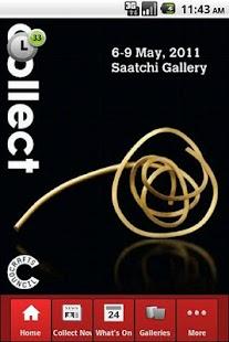 Collect 2011 - screenshot thumbnail