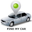 Find My Car icon