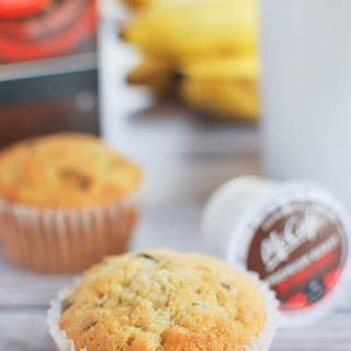 Banana Mocha-Chip Muffins
