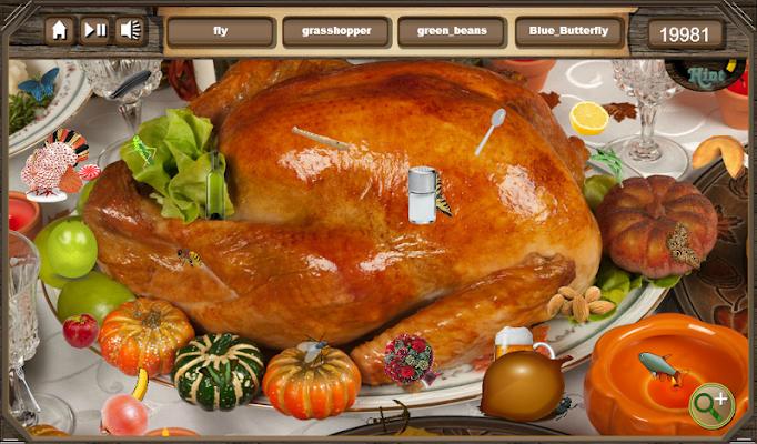 Thanksgiving Free - screenshot