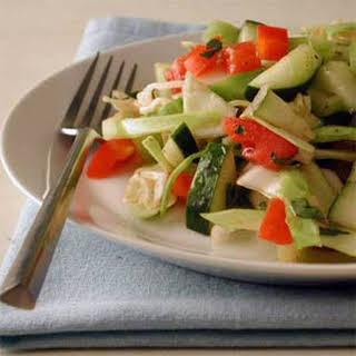 Ensalada de Repollo (Cabbage Salad).