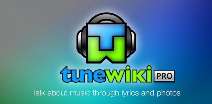 TuneWiki Pro - ver. 4.0.12