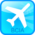 Beijing Airport Flight Board logo