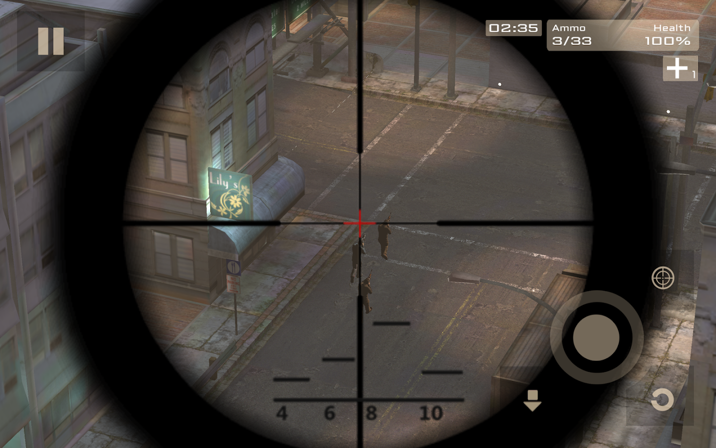 City Sniper Shooting 3d Android Apps On Google Play