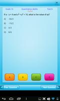 Screenshot of Free 10th Grade Math English