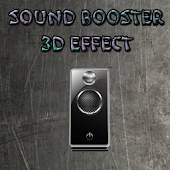 Speakers Booster + 3D effect