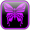 Butterflyglow2 GoLauncherTheme icon