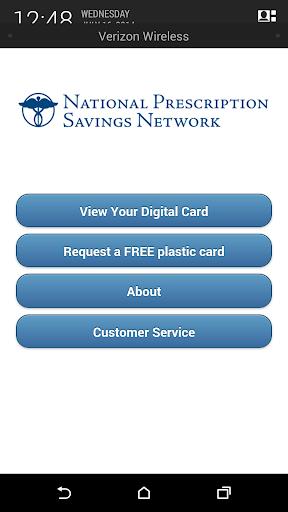 NPSN Mobile Rx Discount Card
