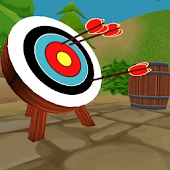 Archery Game Pro Bow & Arrows