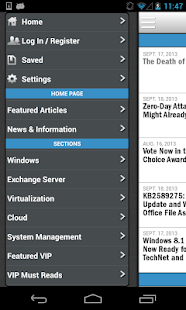 Windows IT Pro Mobile - screenshot thumbnail