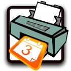 Print My Calendar icon