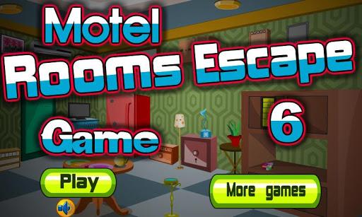 Motel Rooms Escape Game 6