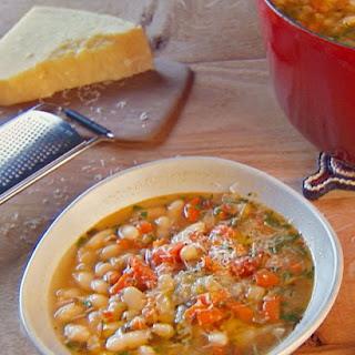 Cannellini Bean Soup.