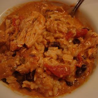Enchilada Soup!