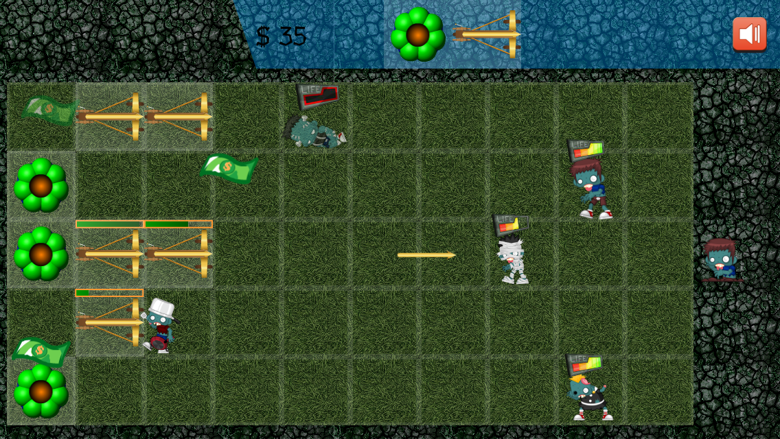 Engineers vs Zombies - screenshot