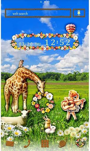 Animal Theme-Fine and Sunny- 2.0.0 Windows u7528 1