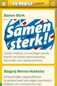 Jumbo Dokkum App screenshot 5