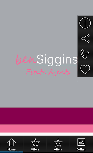 【免費生活App】Ben Siggins Estate Agents-APP點子