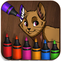 Tải Ứng dụng Little Animal Painter cho  Android