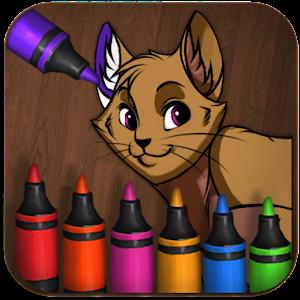 Little Animal Painter 娛樂 App Store-癮科技App