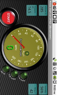 Yellow Speedo DynomasterLayout- screenshot thumbnail