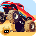 Simulator Monster Car 4x4 icon