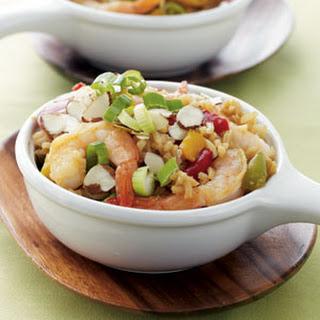 Shrimp Stir-Fry with Ginger.