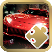 Fancy Jigsaw:Speed cars